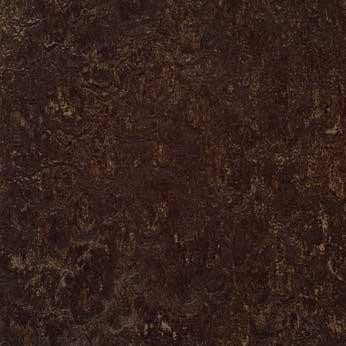 Линолеум натуральный Forbo Marmoleum Real Dark Bistre 3236 2 мм 2х32 м